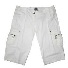 Pantalones cortos mujer , shorts  de Creem, blanco , talla 36 - XS