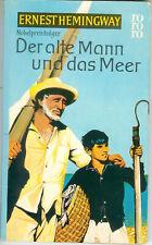 Ernest Hemingway: Der alte Mann und das Meer -Taschenbuch-