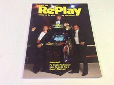 Replay Magazine August 1988 Arcade Video Game Magazine
