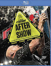 WWE: Best of Raw After the Show (Blu-ray Disc, 2014, 2-Disc Set)