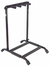GK GSA3000 PREMIUM 3 GUITAR STAND - GREAT FOR ACOUSTIC OR ELECTRIC GUITARS
