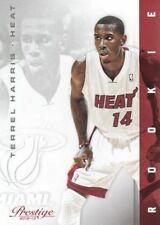2012 13 Panini Prestige #192 Terrel Harris RC Miami Heat NM NBA Trading Card
