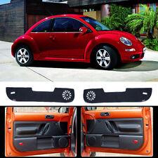 Interior Door Nylon Panels Anti-kick Mat Protecter Pads For VW Beetle 2004-2010