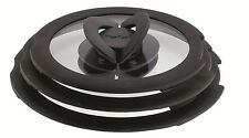Tefal Ingenio 16 18 and 20cm Glass Lids