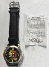 1999 M&Ms Racing Team Collector's Edition Watch