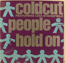 "COLDCUT FEATURING LISA STANSFIELD - PEOPLE HOLD ON 12"" MAXI SINGLE (i793)"