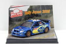 SUBARU IMPREZA WRC #5 RALLY JAPAN 2005 VITESSE 43120 1/43 SOLBERG MILLS  RALLYE