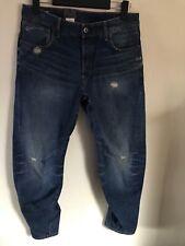 G Star Raw Jeans W32 L30 Blue Jeans New