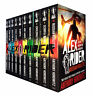 Alex Rider Anthony Horowitz - 10 Books Boxed Set