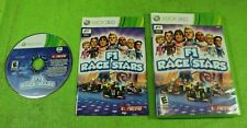 F1 Race Stars (Microsoft Xbox 360, 2012) Complete with Manual, Free Shipping