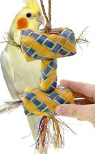 03419 Medium Stacked Pinata Bird Toy Cage Toys Cages Foraging Chew Shredder