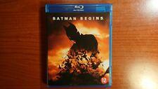 1557 Blu-ray Batman Begins Regio 2