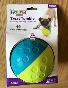 Nina Ottosson by Outward Hound Treat Tumble Interactive Treat-Dispensing
