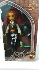 Disney Parks Attractionistas Pearl Pirates of the Caribbean 12 in Doll w Parrot