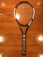 Prince Bandit Triple Threat Midplus 95 Tennis Racket - Grip 4 5/8 Needs New Grop