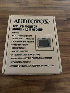 Audiovox LCM 5600NP