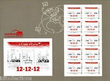 Collector carré d'encre 12/12/12 imprimé en très faible quantité