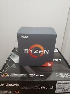 Ryzen 5 1600 motherboard combo