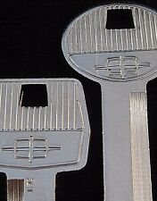 LINCOLN OEM Logo KEY BLANK SET fit 1966-1984 NOS Continental Mark III IV V VI