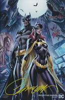 DETECTIVE COMICS #1027 (SIGNED BY J. SCOTT CAMPBELL w/COA) COMIC ~ DC Comics