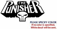 "The Punisher Game Movie Graphic Die Cut decal sticker Car Truck Boat Window 7"""