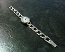 Priosa Uhr Damenuhr Silberuhr 835er Silber Armbanduhr Handaufzug Incabloc