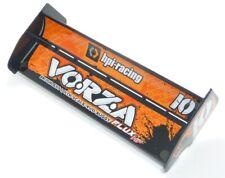 HPI Vorza Flux HP * BLACK/ORANGE WING with Decals * #HBC8051-1 1/8 Deck #10
