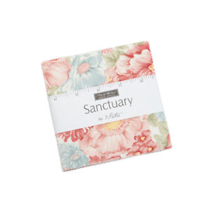 Moda Fabrics Charm Pack - Sanctuary by 3 Sisters.  42 x five inch squares