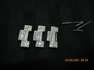 PATEK PHILIPPE  Diamond 3 LINKS EXCELLENT