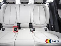 BMW NEW GENUINE 2 F45 F46 X1 F48 REAR SEAT BLACK ISOFIX MOUNT COVER 7384719