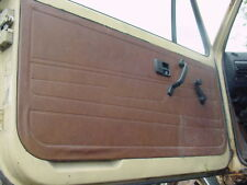 VW VOLKSWAGEN RABBIT MK1 DOOR PANELS 2 Door  OEM