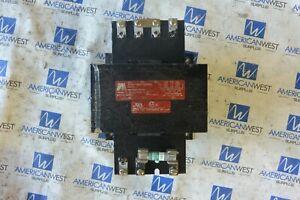 ACME Control Transformer TA-1-81215 500 VA  240x480 to 120 volt
