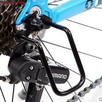 Bicycle Rear Derailleur Chain Protector , Cycling Steel Iron Chain Cover Guard