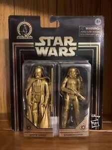 Star Wars Commemorative Edition Skywalker Saga Darth Vader & Stormtrooper