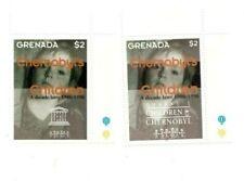 Grenada - 1997 - Chernobyl's Children - Set Of 2 Stamps - Mnh