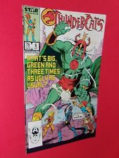 Thundercats #6  comic book Marvel 1986