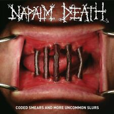 Napalm Death - Coded Smears And More Uncommon Slurs DCD #115633