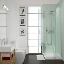 Proclad Aqua 2 Wall Shower Kit 1.2m Wide PVC Panels IPSL