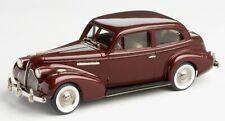 Brooklin Buick Collection BC 017 Buick Century 2-door Sedan M-68 1939