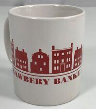 Historic Strawbery Banke Souvenir Coffee Cup Mug Portsmouth Nh White