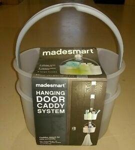 New Madesmart Hanging Door Caddy System Free Shipping