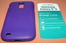 Body Glove Grasp Case for Samsung Galaxy S II (T-Mobile only) Purple c
