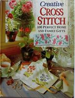 , CREATIVE CROSS STITCH, Like New, Hardcover