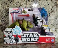 STAR WARS Galactic Heroes Mos Eisley Sandtrooper w// Orange Should Pad Army Build