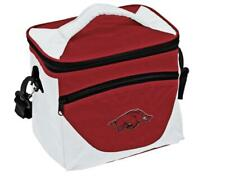 Arkansas Razorbacks Red White 9 Can Lunch Cooler Bag Tote Handbag Ice Box Gift