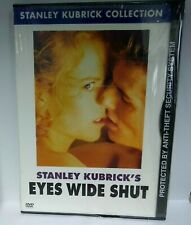 Eyes Wide Shut (Dvd 2001) Stanley Kubrick Collection Factory sealed Tom Cruise