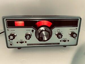 Heathkit HR-1680 SSB/CW Receiver 80-10 Meters (ham) w/ manuals