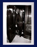 FOTOGRAFIA PRESS PHOTO 1994 POLITICO ARNALDO FORLANI DC DEMOCRAZIA CRISTIANA