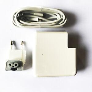 87W USB-C Netzteil für MacBook Air Mac Book Pro mit 2 Meter  Datenkabel