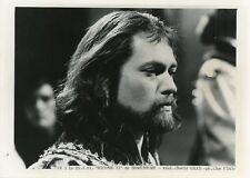 "JON FINCH ""RICHARD II"" (KING RICHARD THE SECOND) DAVID GILES PHOTO CM"